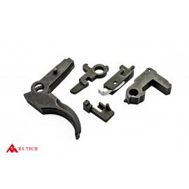 RA-TECH SCAR 鋼製板機總成 五件式 FOR WE SACR H GBB series